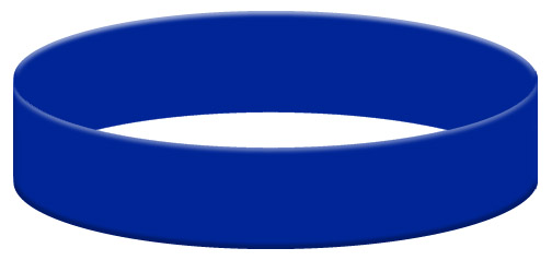 Wristband Color Example - Blue