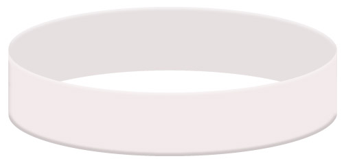 Wristband Color Example - White